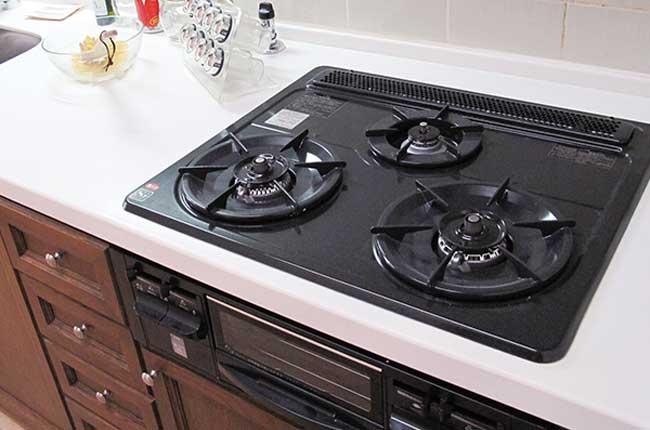 LPガスの用途 一般家庭用